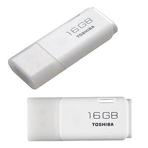 東芝 TOSHIBA USBメモリ16GB 純正品 並行輸入品 パッケージ品