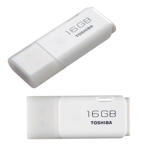 Toshiba TOSHIBA USB memory 16 GB genuine parallel imported goods package goods