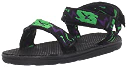 Jumping Jacks Climber Sport Sandal (Toddler/Little Kid),Black,24 EU(7-7.5 W US Toddler)