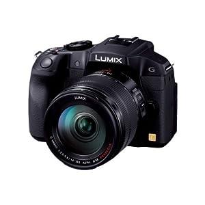 Panasonic デジタル一眼カメラ ルミックス G6 1605万画素 DMC-G6