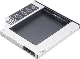 Akasa N Stor 2.5 inch Slimline SATA Optical Disk SATA HDD Adapter