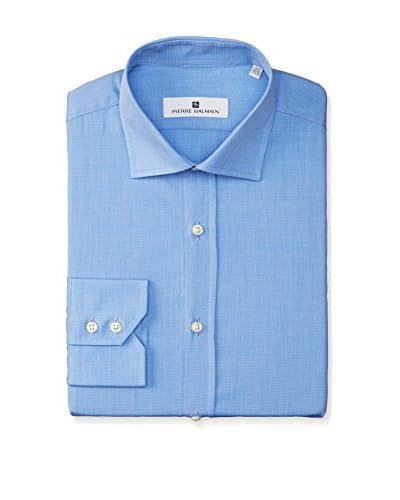 Pierre Balmain Men's End-on-End Dress Shirt