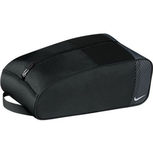 Nike-Golf-Sport-II-Shoe-Tote-Bag-BlackSilverDark-Grey