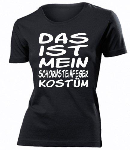 FASCHING - DAS IST MEIN SCHORNSTEINFEGER KOSTÜM 2357(F-SW) Gr. XXL