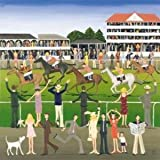 Wentworth New Jigsaw Puzzle 200 Pieces Louise Braithwaite - Day at The Races