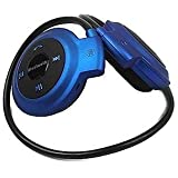 Intex AQUA GLORY COMPATIBLE Wireless Bluetooth On-ear Sports Headset Headphones by Estar