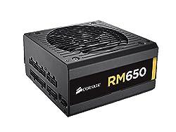 Corsair CP-9020054-NA RM Series RM650 Fully Modular 650 Watt Power Supply Unit