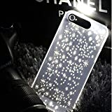 LED IPhone 5/5s Slim Soft Cover Case --lighting when someone call you