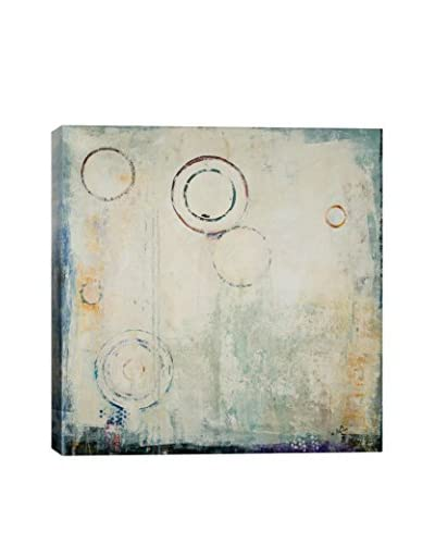 Julian Spencer Concentric Gallery-Wrapped Canvas Print