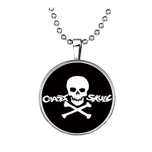 yc-superior-original-diseno-crossbone-crazy-calavera-luminoso-collar-con-colgante