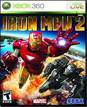 New Activision Iron Man 2 Xbox 360 Research Develop Refine Epic Foes & Cinematic Action