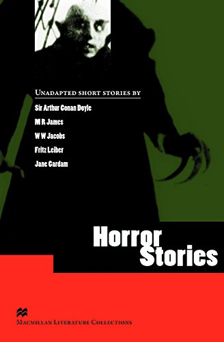 MR (A) Literature: Horror Stories (Macmillan Readers Literature Collections)