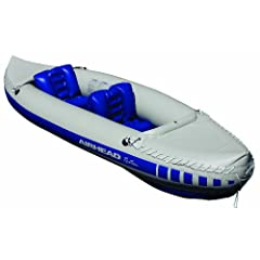 Buy AIRHEAD AHTK-5 Roatan 2 Person Inflatable Kayak by Airhead