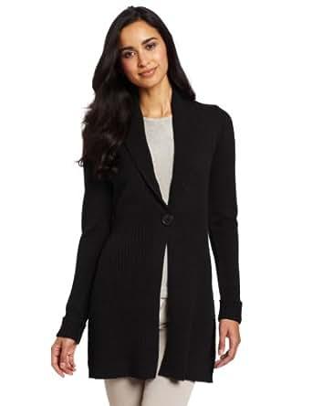 Coupe Collection Women's Janine Sweater, Black, Medium