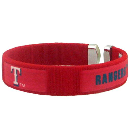 MLB Texas Rangers Fan Band Bracelet