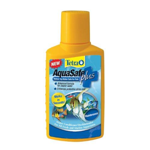 Tetra 16213 AquaSafe Plus Water Conditioner, 16.90-Ounce, 500-Ml (Aquarium Tap Water Filter compare prices)