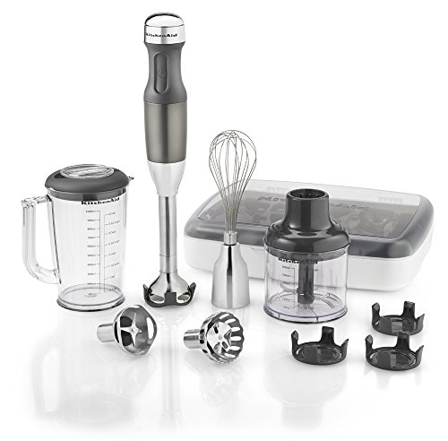 Hand Blender With Whisk front-29893