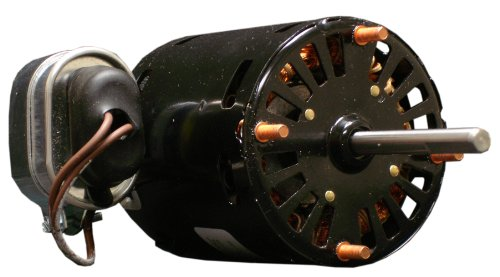 Fasco D1123 3.3-Inch Diameter PSC Motor, 1/15 HP, 208-230 Volts, 1550 RPM, 1 Speed, 0.5 Amps, CCW Rotation, Sleeve Bearing by Fasco