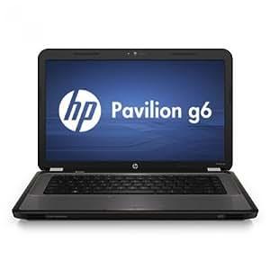 """HP G6-1211SS - Portátil de 15.6"""" (Intel Core i3-2330M, 4 GB de RAM, Disco HDD de 500 GB, Radeon HD 6470M con 1 GB, Windows 7 Home Premium), negro y gris"""
