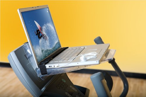 Desk Laptop Table Holder Treadmill Stand Mount Tray Home