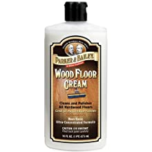 Parker & Bailey Wood Floor Cream, 16 oz.