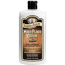 Parker & Bailey Wood Floor Cream, 16 oz.