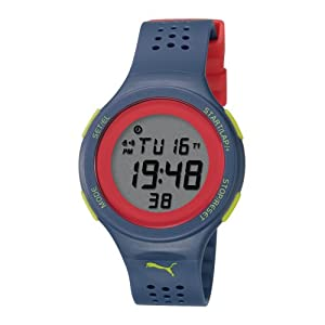 PUMA Men's PU911011005 FAAS Digital Watch from PUMA