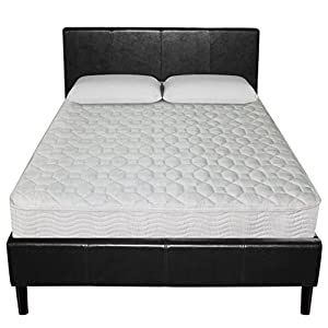 Sleep Master 6-Inch Spring Mattress, Twin