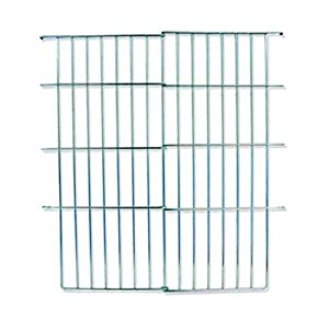 Precision Pet Products Precision Pet Great Crate Divider Panel, Wire, Large - (22.5W x 23.5H in.)