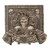 CERRIDWEN CELTIC GODDESS KNOWLEDGE PLAQUE HOME DECOR