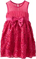Bonnie Jean Little Girls' Bonaz Dress