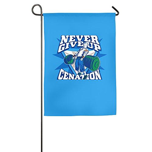 John Cena White Recordative Banner Flag 2016 Party