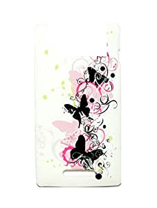 2010kharido New Designer Soft Tpu Silicon case cover Back Skin for Gionee Elife E7 Mini #3