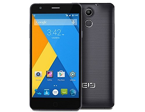 Elephone P7000 5.5″ 4G Smartphone FHD 1920×1080 Android 5.0 MTK6752 64bit Octa-core 1.7GHz 3GB RAM 16GB ROM 13MP (Black)