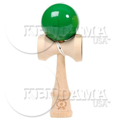 Kendama USA Gummi-Material Farbe Kendama USA Superstock Ausgabe Wald gr?ner Seide Schlupf (Japan Import / Das Paket und das Handbuch werden in Japanisch)