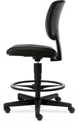 hon volt h5705 task chair for office or computer desk with black soft