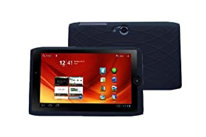 Acer Iconia A100 7-Inch Tablet Silicone Skin Case Gel Cover - Black
