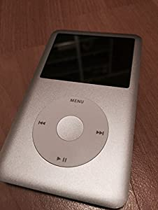 Apple iPod Classic MP3-Player 120 GB silber