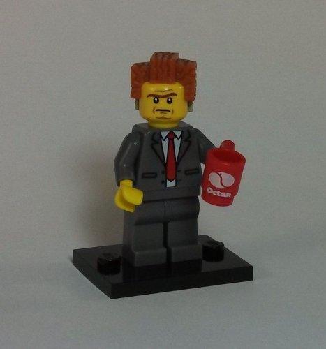 LEGO The Movie - Series 12 Mini-Figures - President Business Figure - 1
