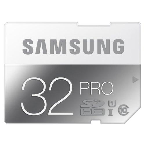 サムスン SAMSUNG PRO SDHCカード UHS-I Class10 32GB MB-SG32D/JPEC