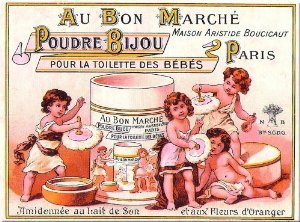 cartexpo-m844-cosmetique-poster-au-bon-marche-metal