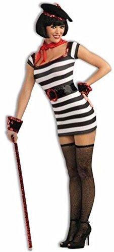 Coslove La Parisienne Girl Adult Costume M/L