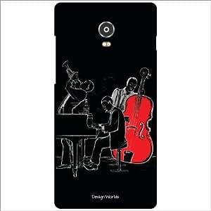 Design Worlds - Lenovo Vibe P1 Designer Back Cover Case - Multicolor Phone ...