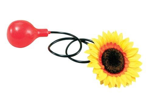 water-squirt-sunflower
