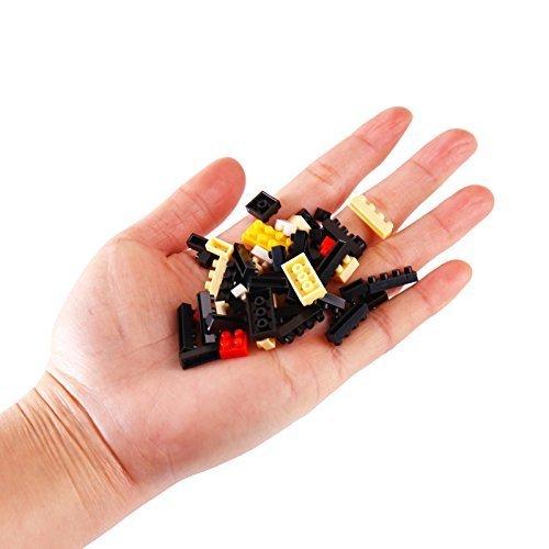 Oliasports Marvel Deadpool Hsanhe Figure Nanoblock Mini Figure Lego Real Hobby Series