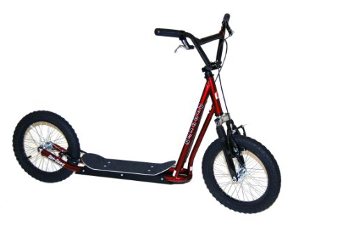 Diggler Red Dirt Dawg Scooter price - Kuberg Cross Electric