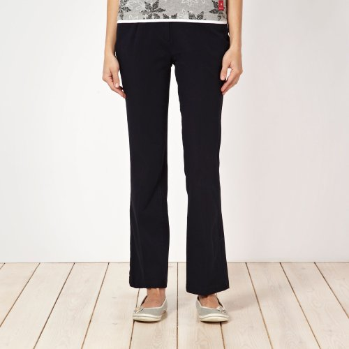 Maine New England Navy Bi-Stretch Trousers