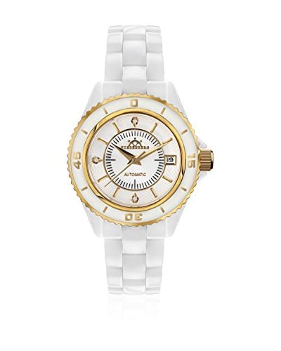 Hindenberg Reloj automático  Blanco / Dorado 38 mm