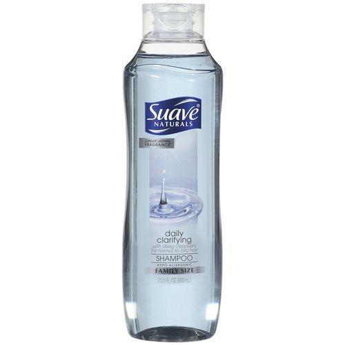 Suave Naturals Shampoo Reviews