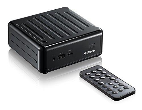 ASRock Beebox N3150/B/BB Braswell搭載小型ベアボーン ブラック PC2583 Beebox N3150/B/BB